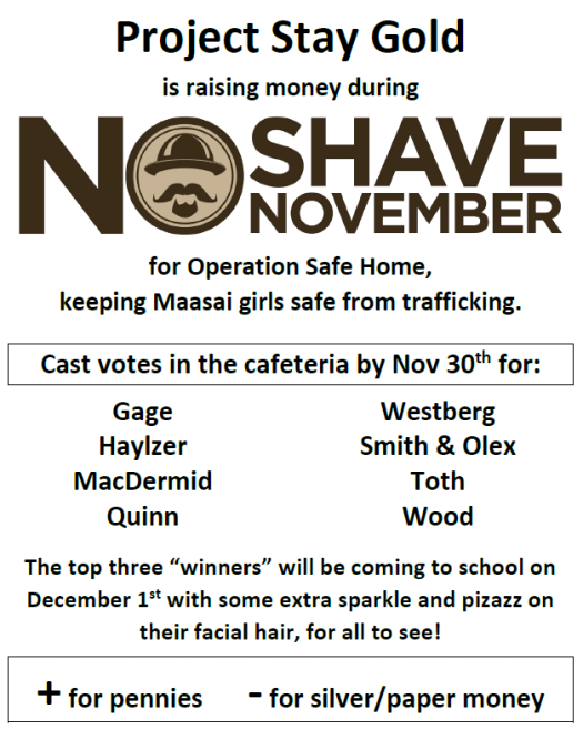 No Shave