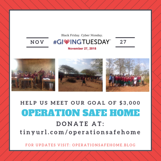 Giving Tuesday OSH